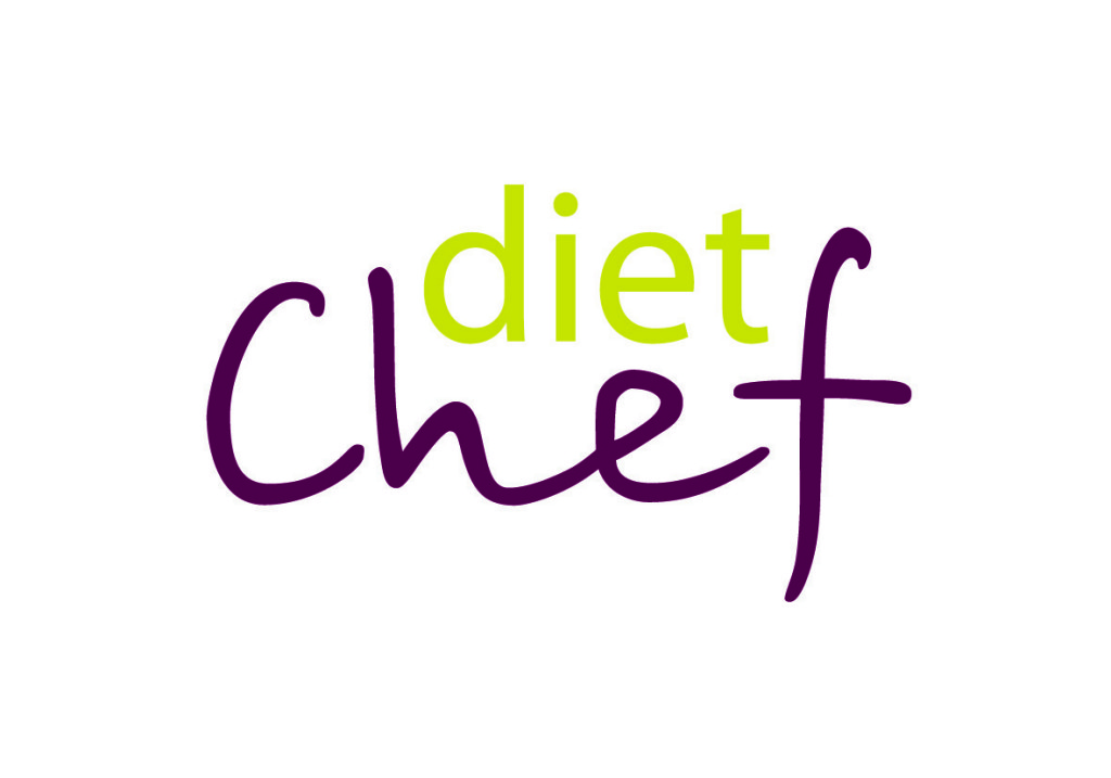Diet Chef Logo on White